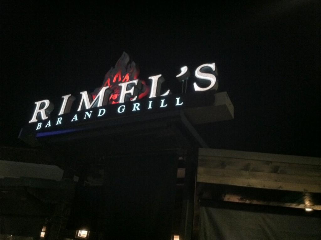 Rimel's Bar and Grill, Del Mar Highlands