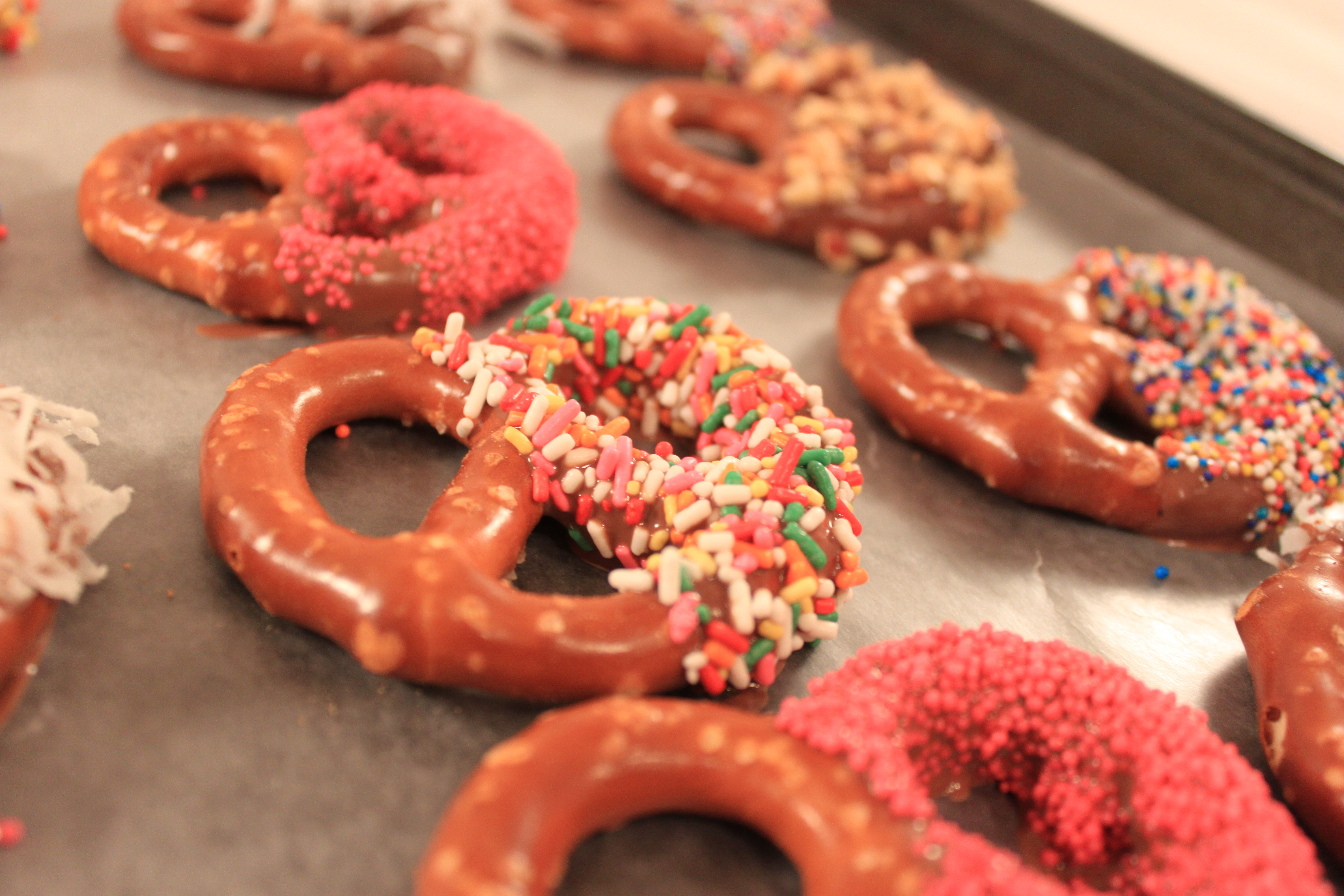 Sweet Pretzels Recipes — Dishmaps