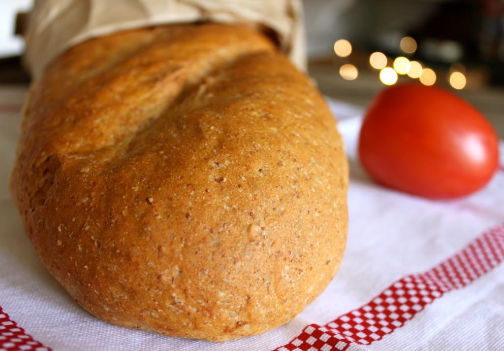 loaded cheesy bread