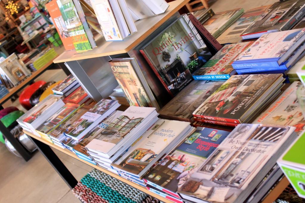 design books at solo on cedros