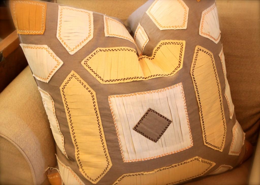 pillow from bon bon home