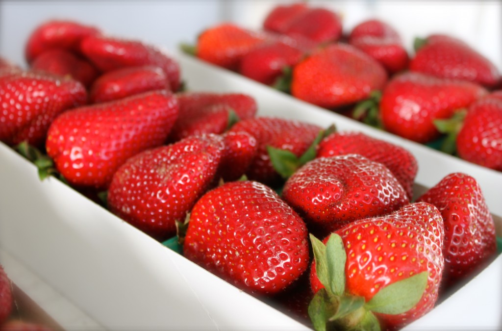 california strawberries