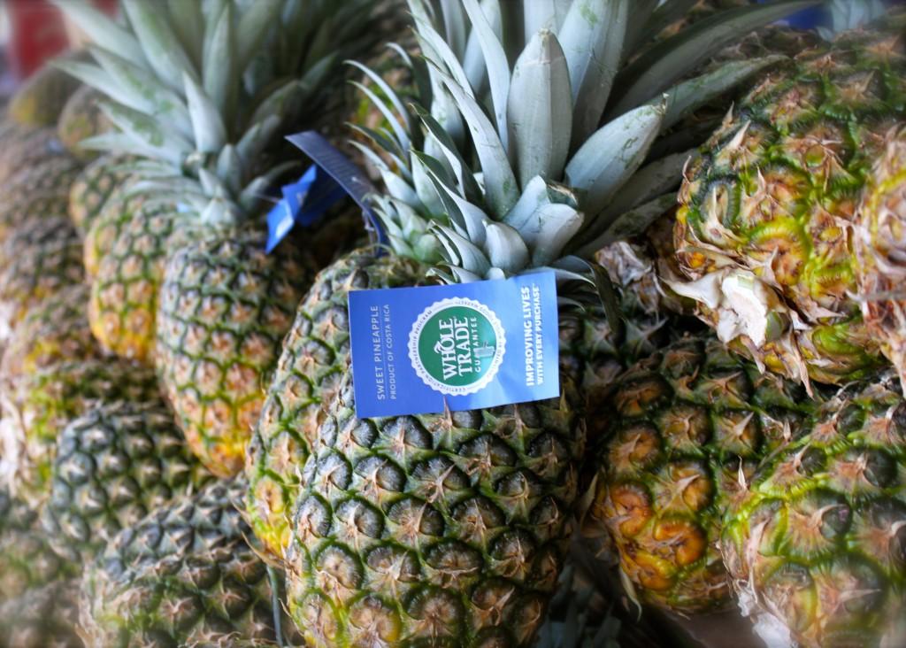 Whole foods market pineapple