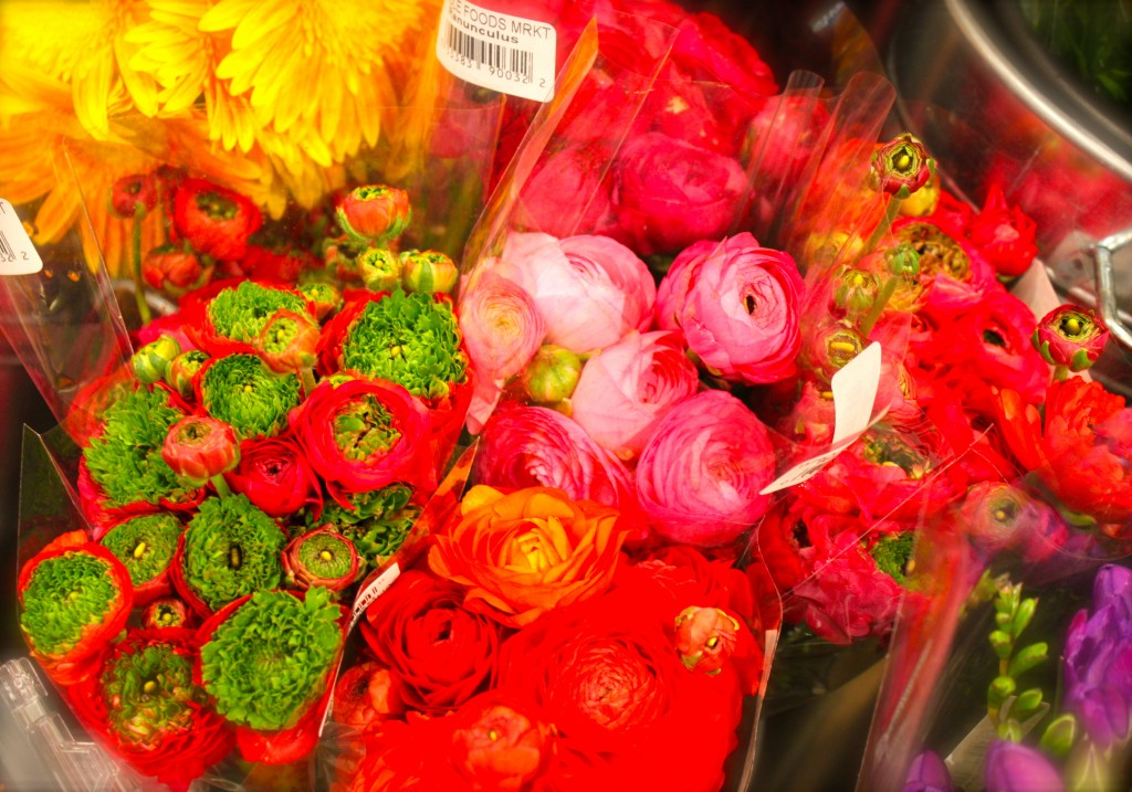 Whole Foods flowers