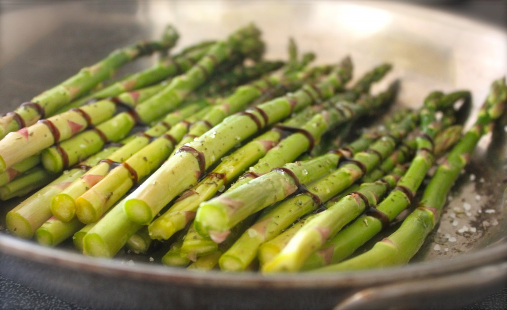 asparagus grilled