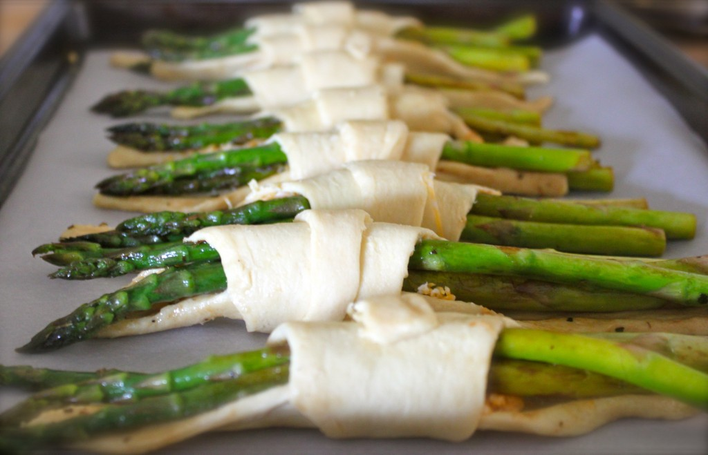 asparagus cressent papoose