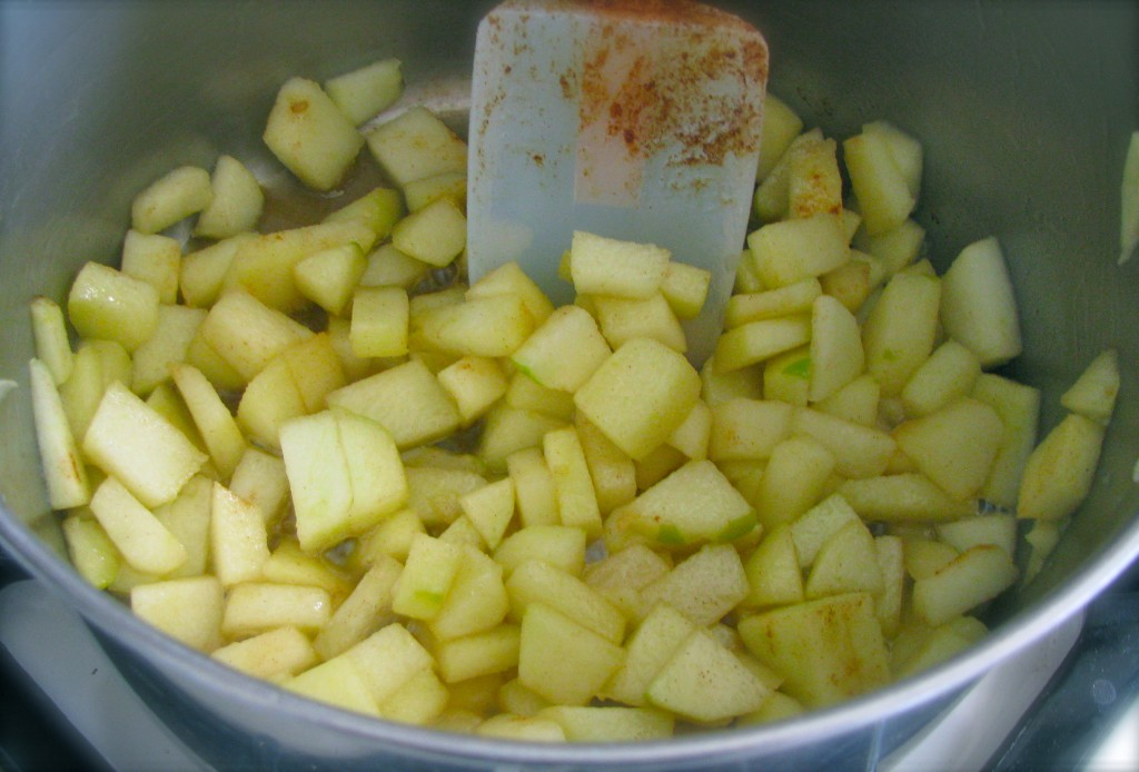apples pie filling