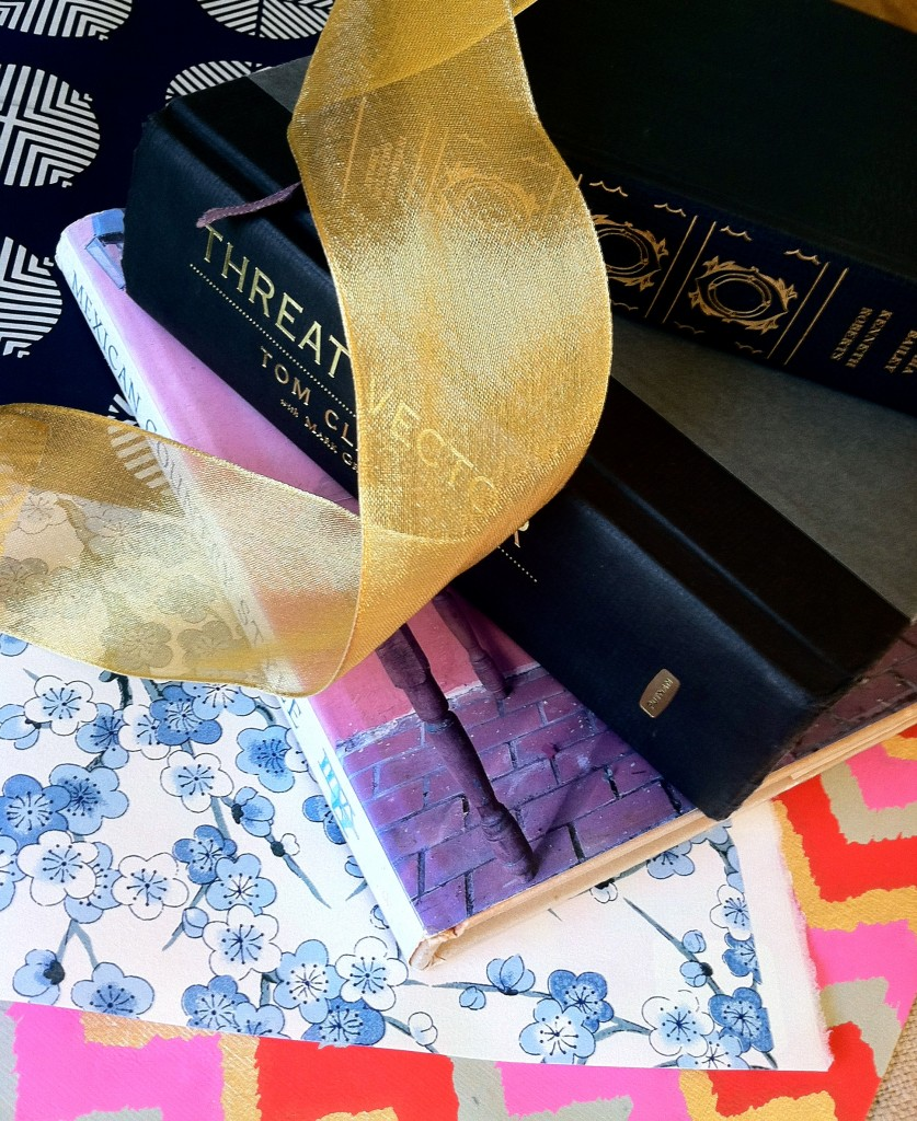 diy project covered books