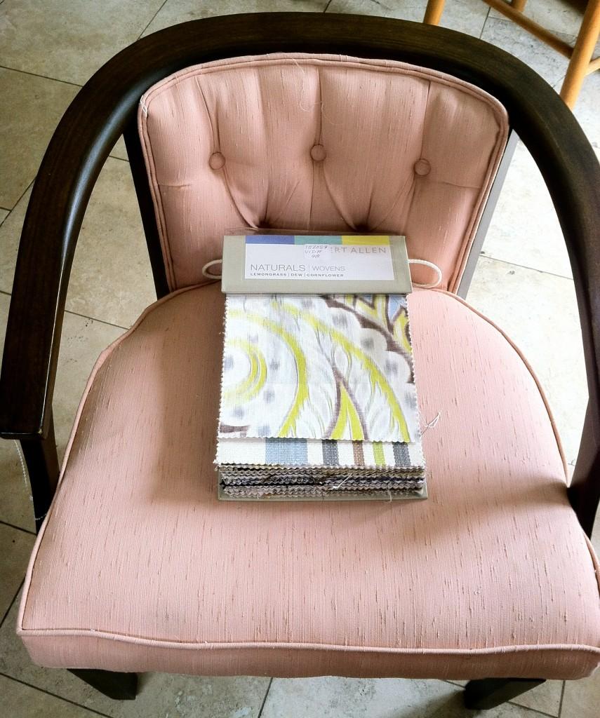 re-purpose chair