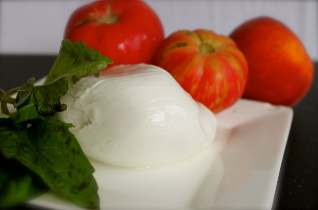 heirloom caprese
