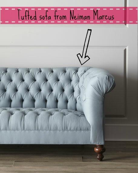 tufted sofa NM-3V9Y_mu