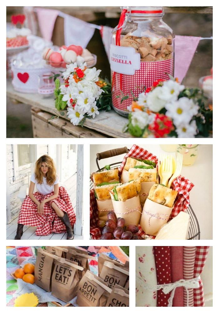 pinspire me picnic