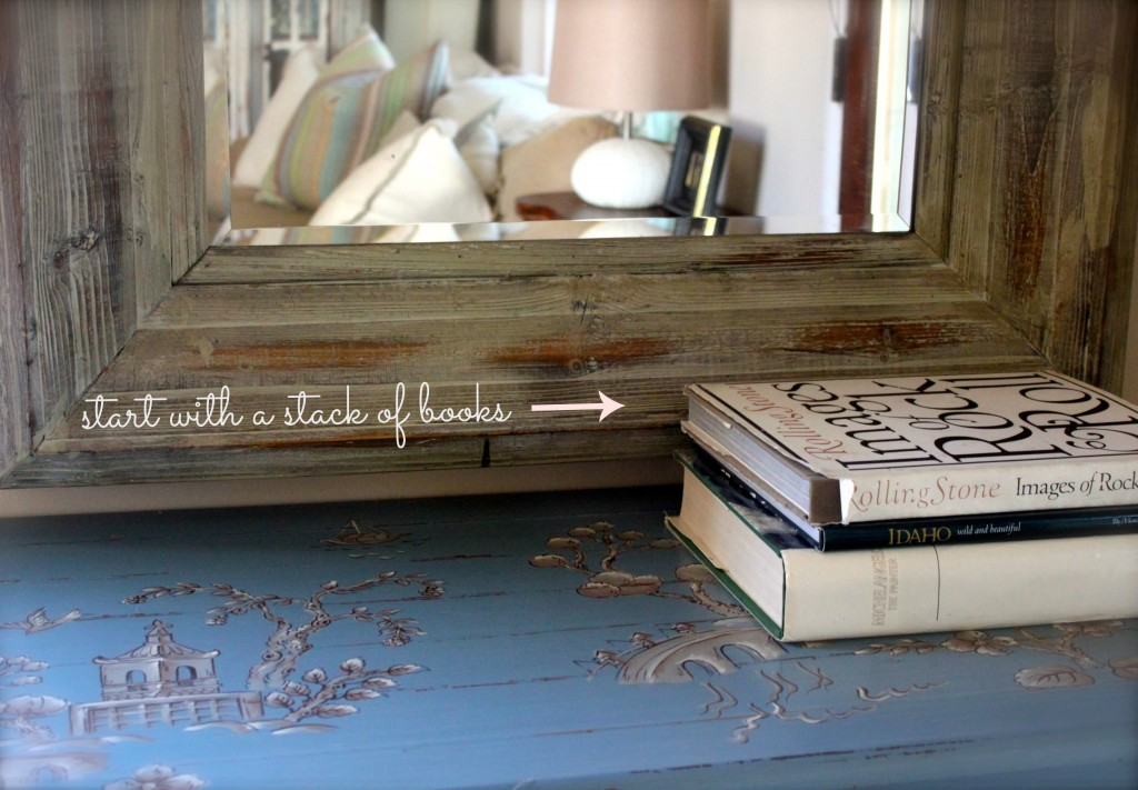 style with books two