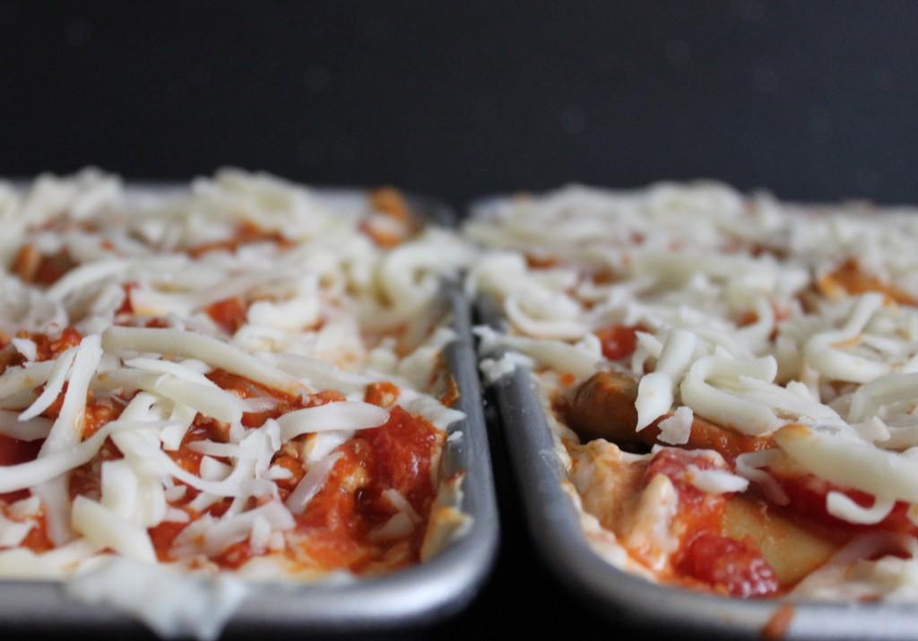 Light lasagna burlap and crystal