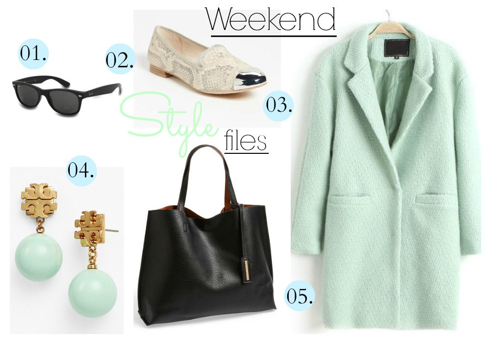 Weekend style files Burlap and Crystal