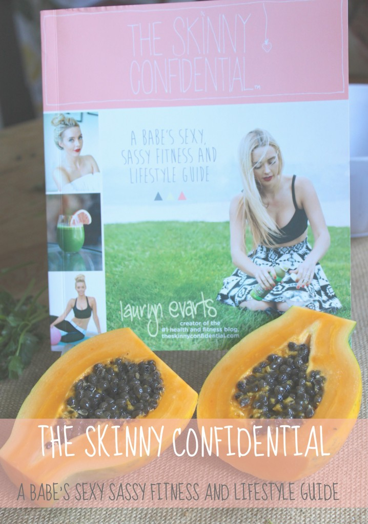 The skinny confidential Lauryn and the book