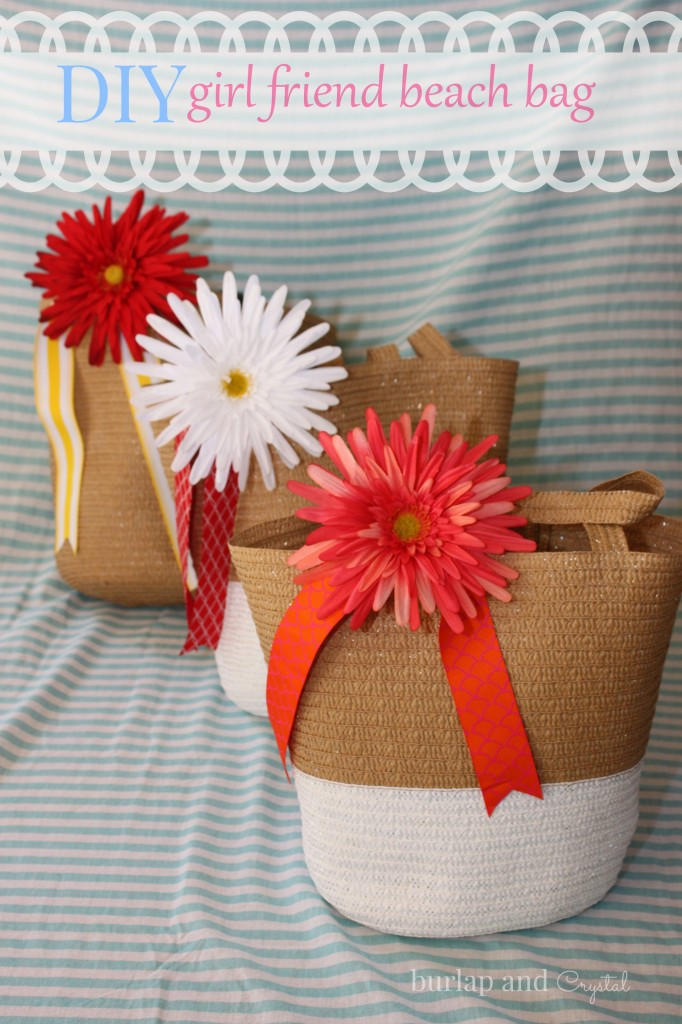 beach bag diy