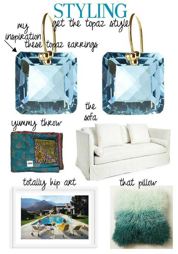 blue teal inspiraton