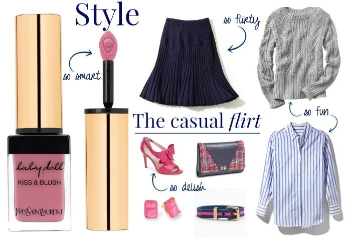 style casual flirt 700