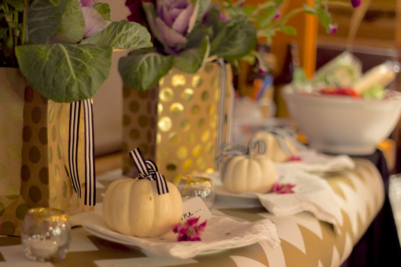Effortless entertaining with Whole Foods Market and Burlap and Crystal