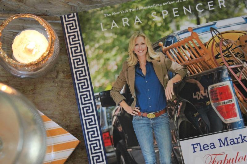 Laura Spenser flea market fabulouse