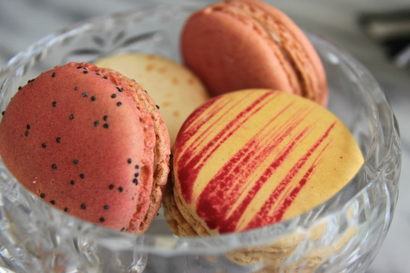 macaroons from Whole Foods Markets