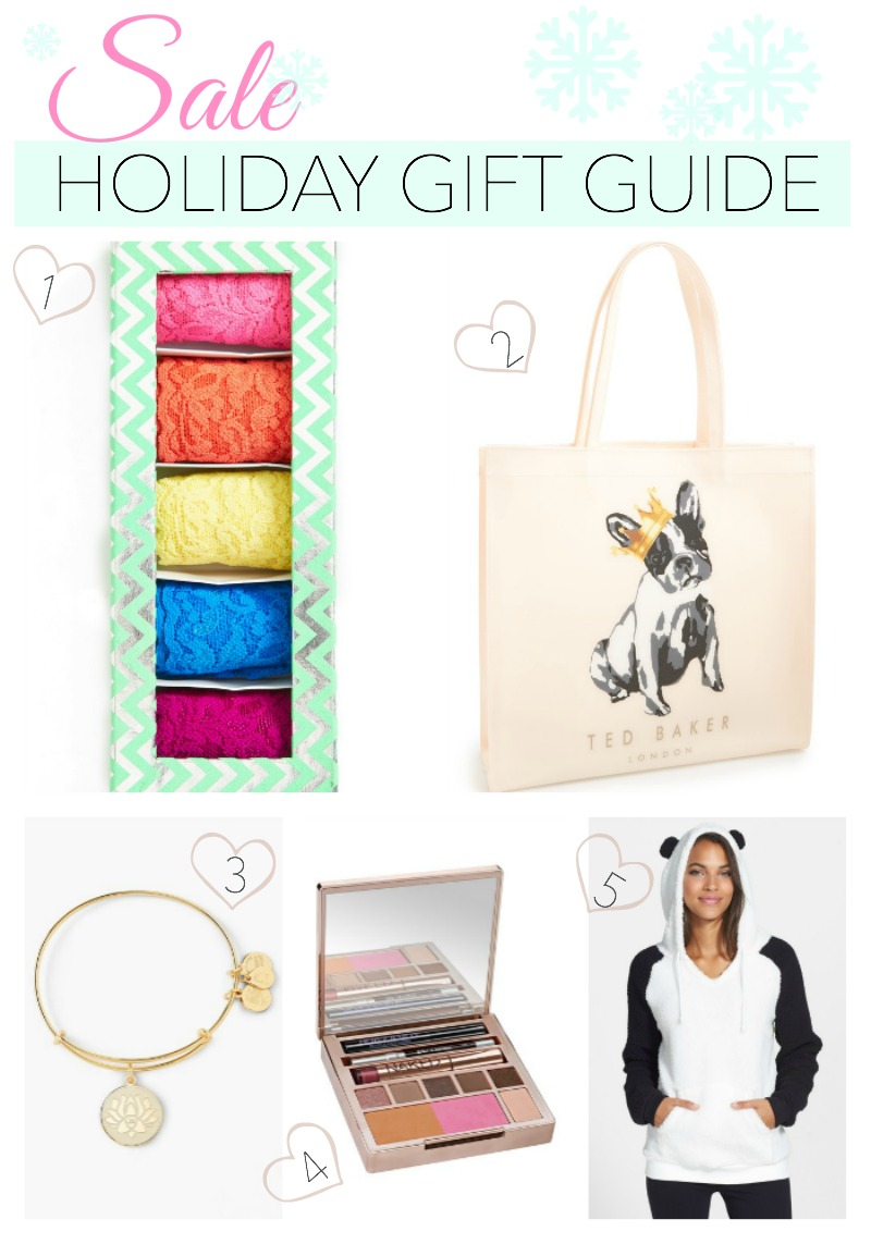 Holiday gift guide 800