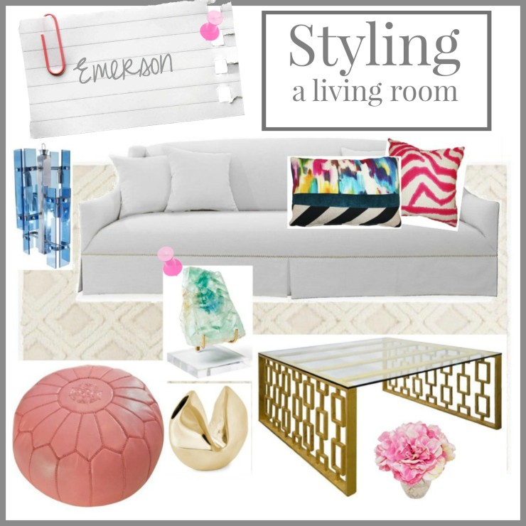 styling a living room 2