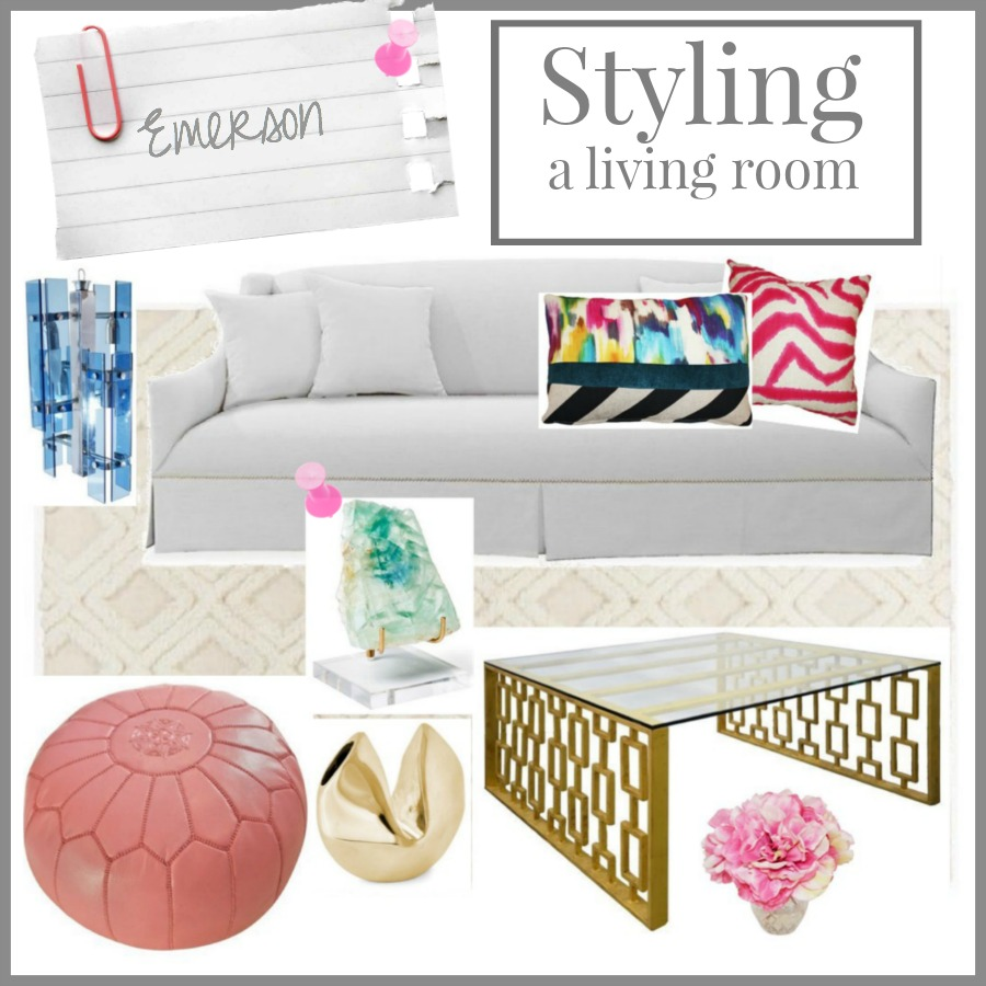 styling a living room 3