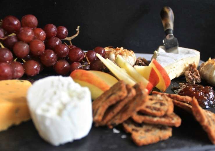 Cheese board cover 1200
