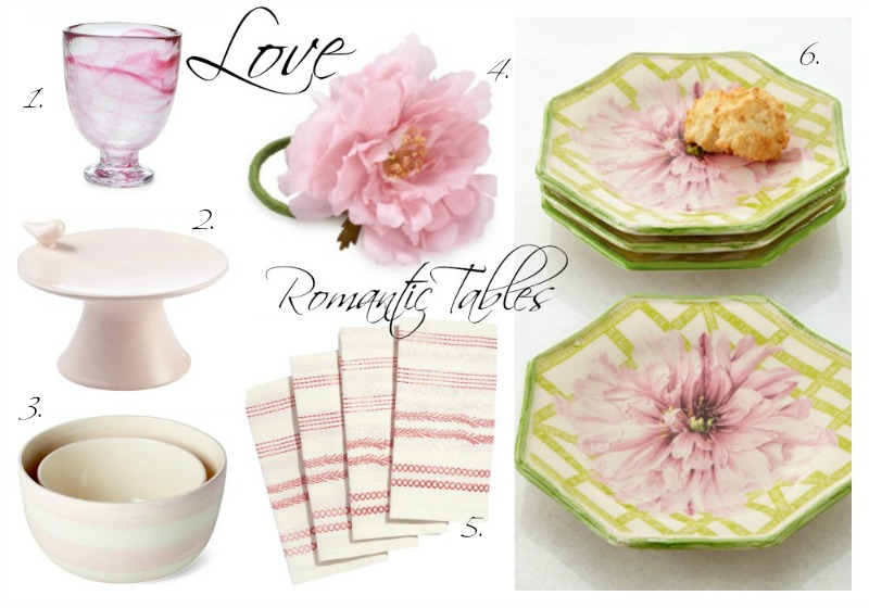 romantic tables 2
