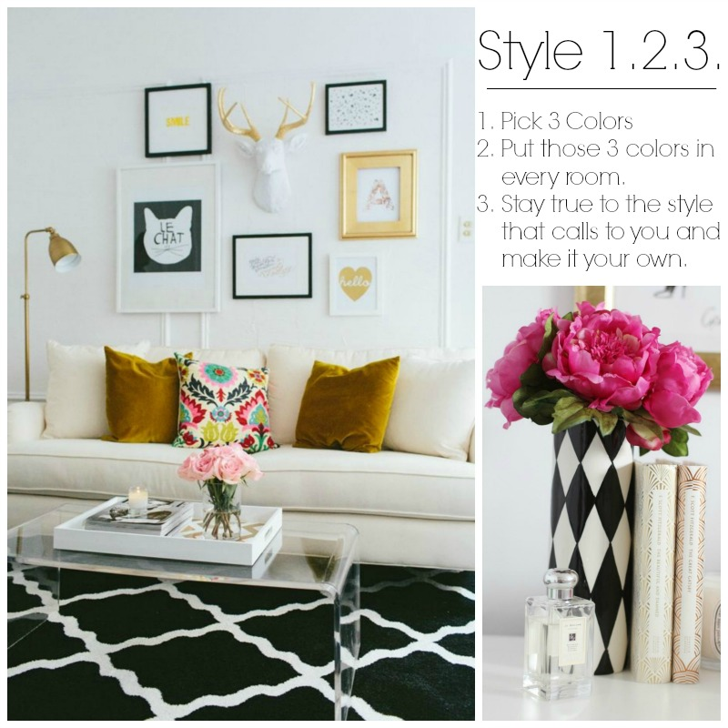 How to bring your rooms together with style 1
