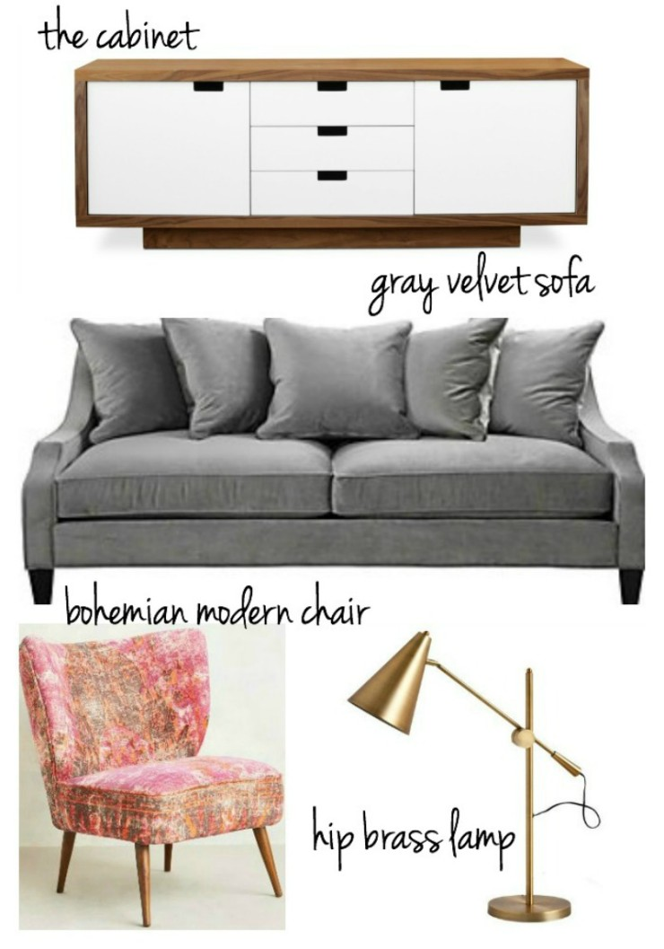 Laurens living room items 1