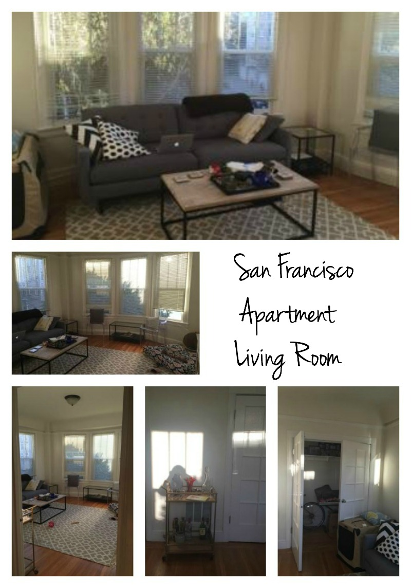 San Francisco Living room